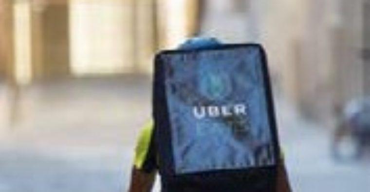 Illustration de l'article Uber Eats arrive à Dax
