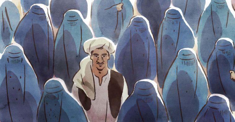 Illustration de l'article «Les Hirondelles de Kaboul» de Zabou Breitman