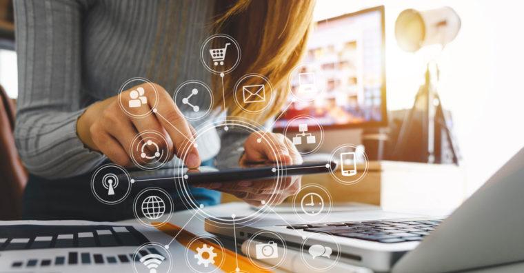 Illustration de l'article Qui sont les professionnels du numérique ?