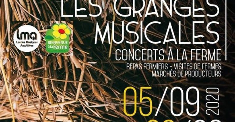 Illustration de l'article Les granges musicales #1, festival en circuit court
