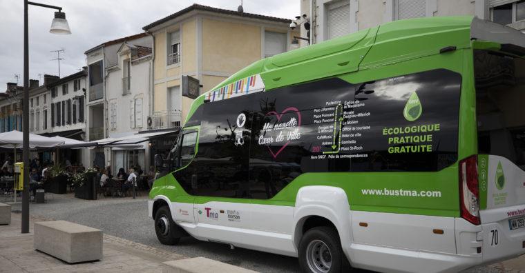 Illustration de l'article Mobilités : Grand-Dax et Mont-de-Marsan, plein gaz sur les bus