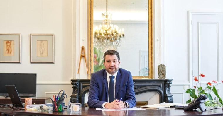 Illustration de l'article Julien Dubois : « Projeter Dax dans 15 ans »