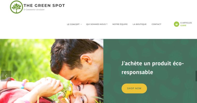 Illustration de l'article Économie circulaire : lancement du « Green spot »