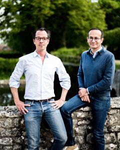 Guillaume Foucher et Frédéric Biousse