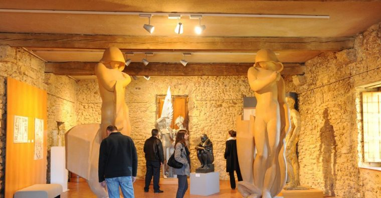Illustration de l'article [ Mont-de-Marsan ] Musée Despiau-Wlérick nouvelle génération