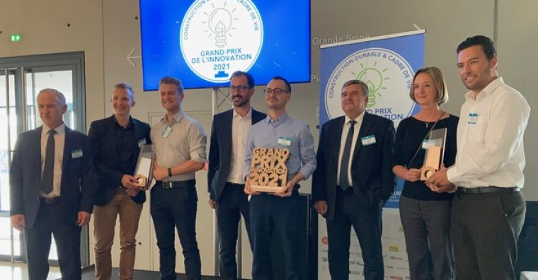 Illustration de l'article [ Saint-Geours-de-Maremne ] Construction durable : Les lauréats du prix de l'innovation Domolandes