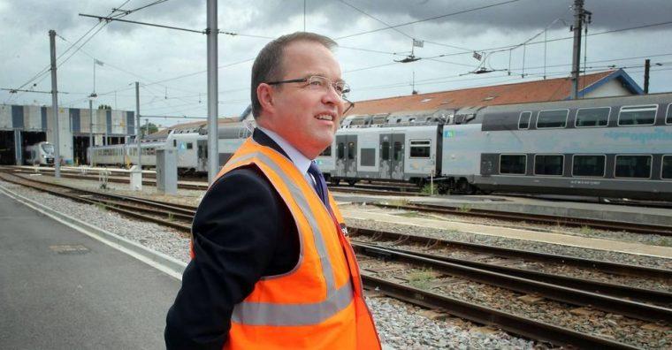 Illustration de l'article Le Landais Renaud Lagrave a retrouvé sa vice-présidence aux mobilités de la région Nouvelle-Aquitaine