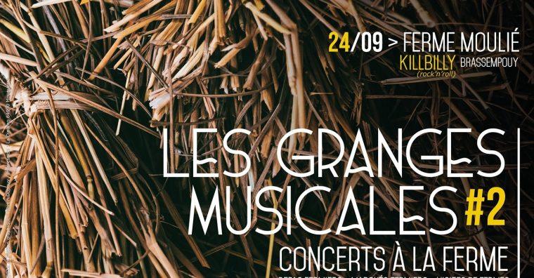 Illustration de l'article [ Landes ] Culture : Granges musicales #2